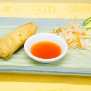 Springroll (with Vegetables)