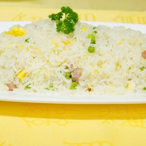 Fried rice with Hem